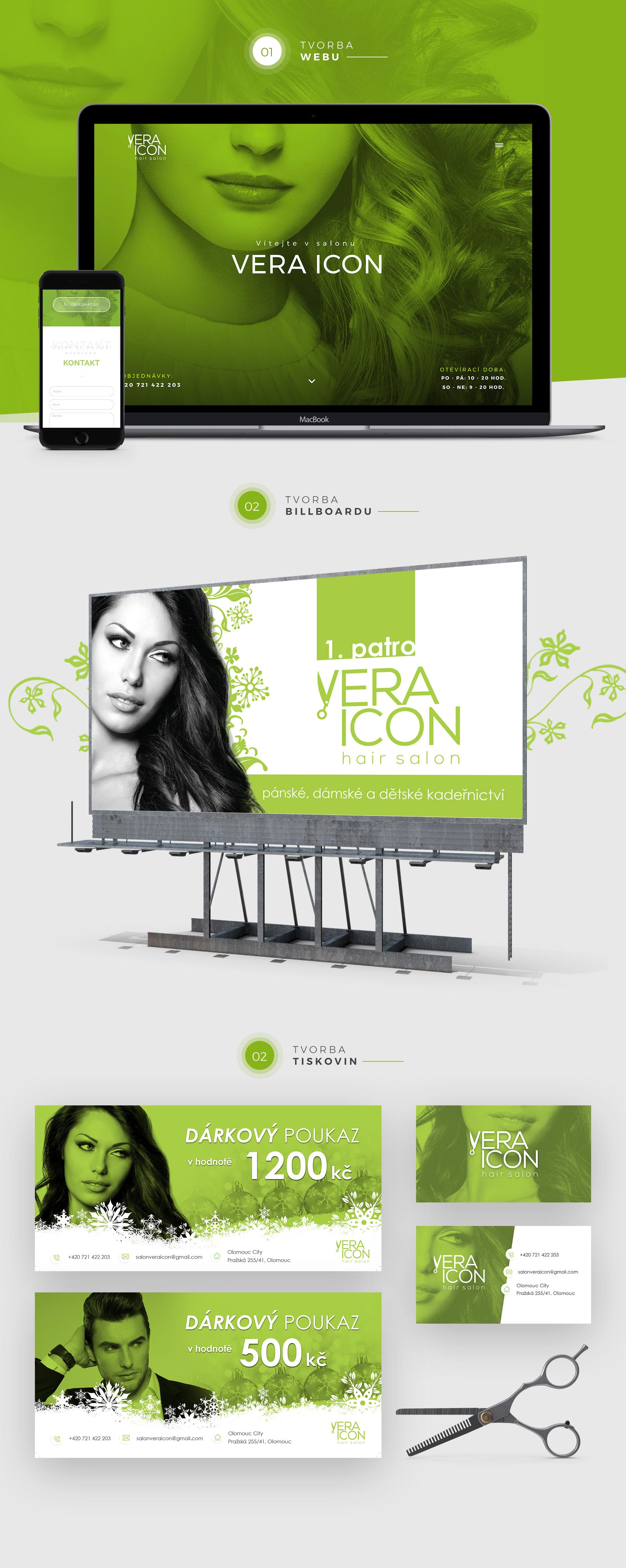 Vera icon branding